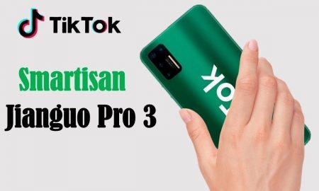 Smartisan Jiangua Pro 3
