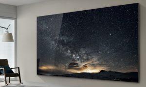 Samsung the Wall TV