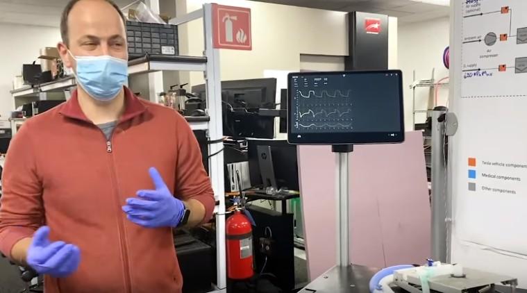 SpaceX and Tesla Working on Ventilators