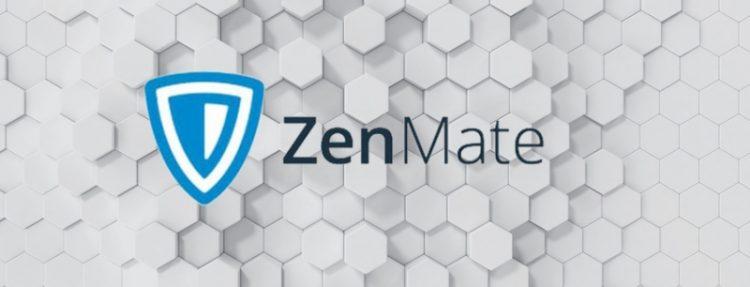 ZENMATE VPN Digital Security