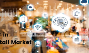 IoT in Retail Market Growth Study