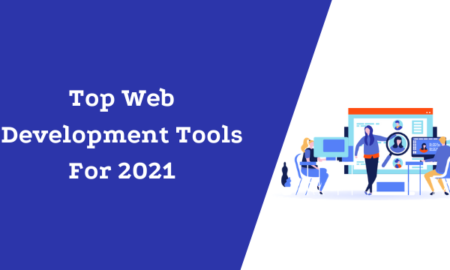 Top Web Development Tools For 2021