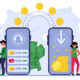 growth of digital payments millennial and Gen Z customers payment services